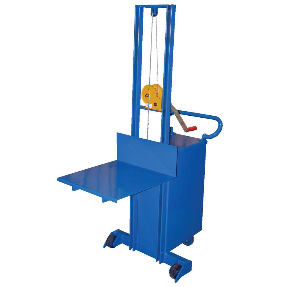 20 in. x 20 in. x 58 in. Steel Counter-Balanced Lite Load Lift