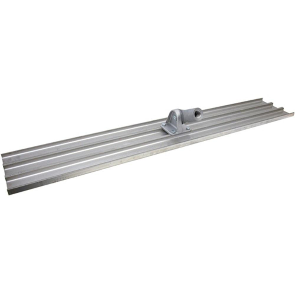 72 in. x 8 in. Magnesium Bull Float with Square End