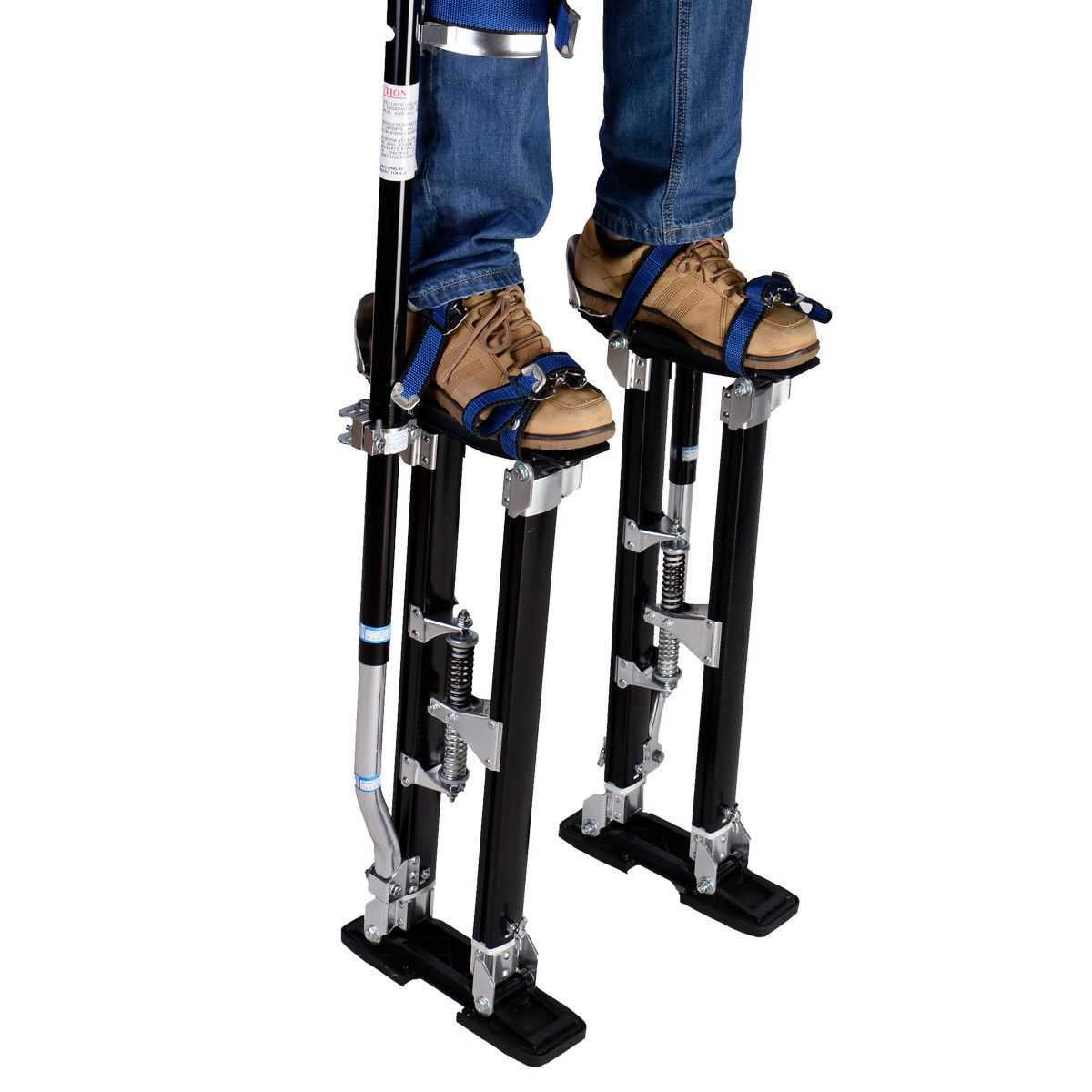 Drywall Stilts Aluminum Tool Stilt For Painting 24-40 Inch
