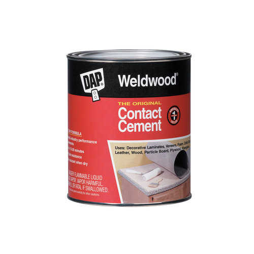 DAP Weldwood Original Contact Cement, 16 oz