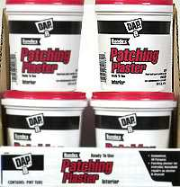 DAP Patching Plaster, 16 oz